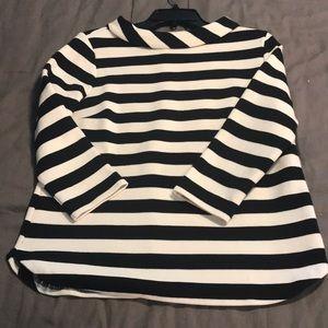 Talbots Jacki-O collard shirt.
